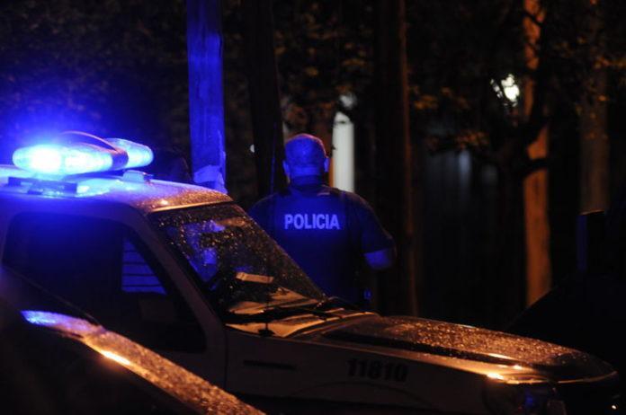 policia movil MV - Dos personas fallecidas durante la noche del lunes