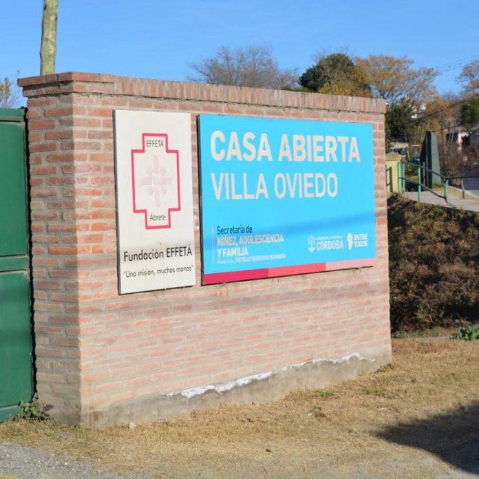 casa abierta villa oviedo secretaria ninez - La Escuela ProA funcionará en Casa Abierta de Villa Oviedo