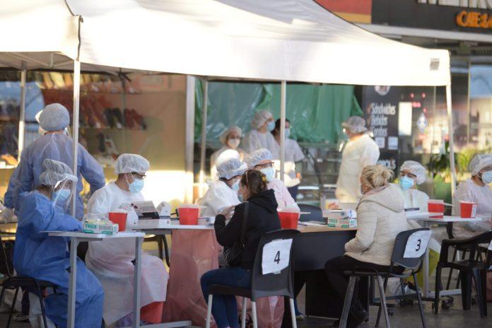 testeos gno cba - El miércoles se confirmaron 762 casos nuevos y seis fallecimientos por Covid-19 en Córdoba