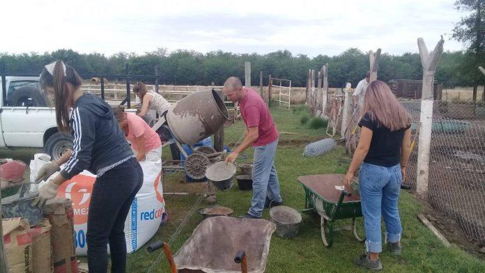 """campo fundacion effeta - Campaña solidaria """"vuelta al cole"""" de la Fundación Effetá"""