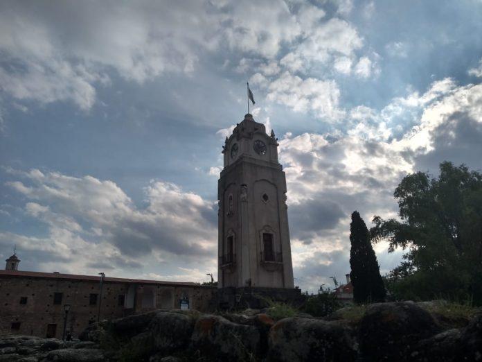 reloj nubes - Clima en Alta Gracia: tiempo estable y cielo parcialmente nublado