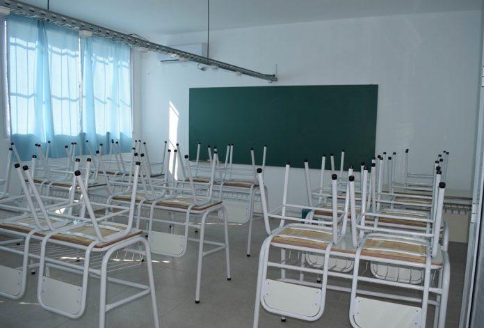 aulas vacias educacion ministerio gob de cordoba - Tres escuelas no comenzaron las clases presenciales en el Departamento Santa María