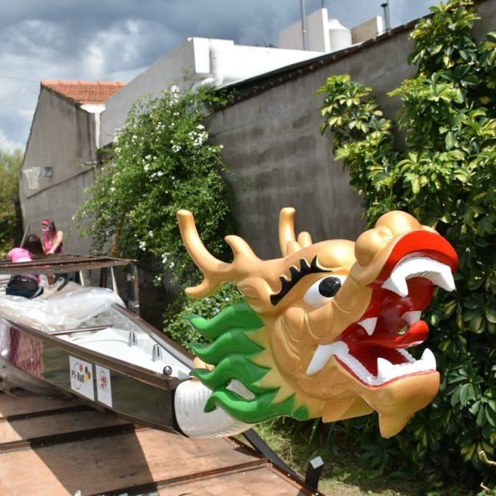 bote dragon - El bote Dragón recorrerá el Departamento Santa María