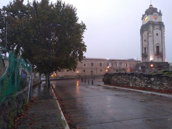 reloj lluvia - Se espera una máxima de 29º