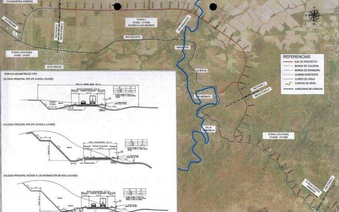 ruta 5 variante paravachasca edited - Variante de Ruta 5: Asamblea Paravachasca sigue reclamando información