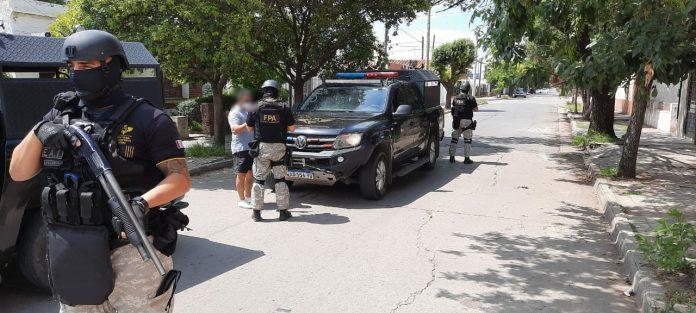 FPA cba capital villa allende - Apartan a un efectivo de la Fuerza Policial Antinarcotráfico