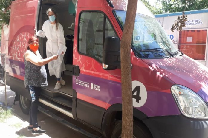 Mamografo movil ok - Vuelve el mamógrafo móvil a Malagueño