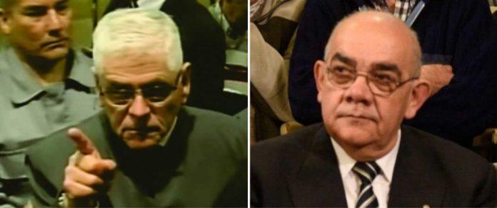 HB Diaz y Chuby Lopez 2 tortuga - Diedrichs/Herrera: la justicia condenó a 14 exmilitares y expolicías por delitos cometidos en La Perla
