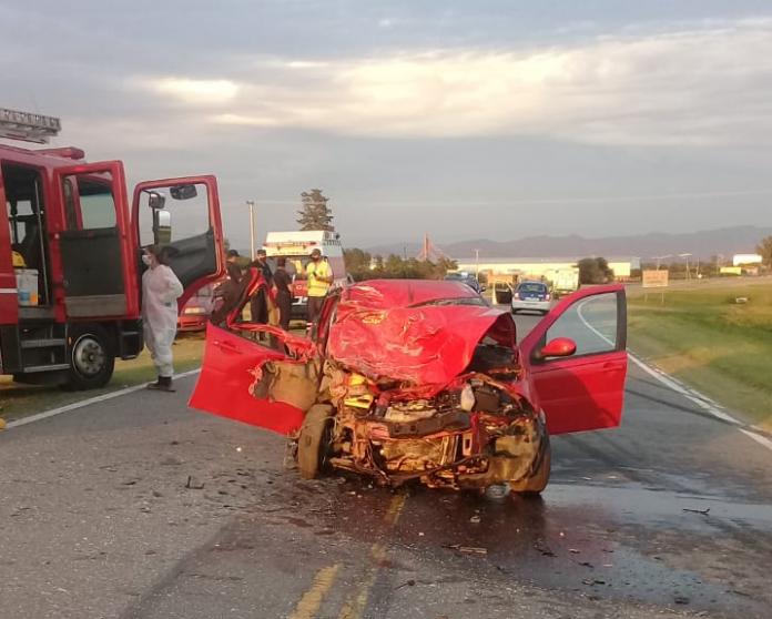 accidente fatal imagen MI VALLE - Rafael García: falleció uno de los conductores que protagonizó el siniestro fatal en la C-45