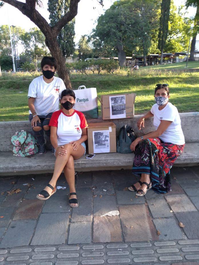 wichi - Campaña local para llevar remedios y alimentos a la Comunidad Wichi