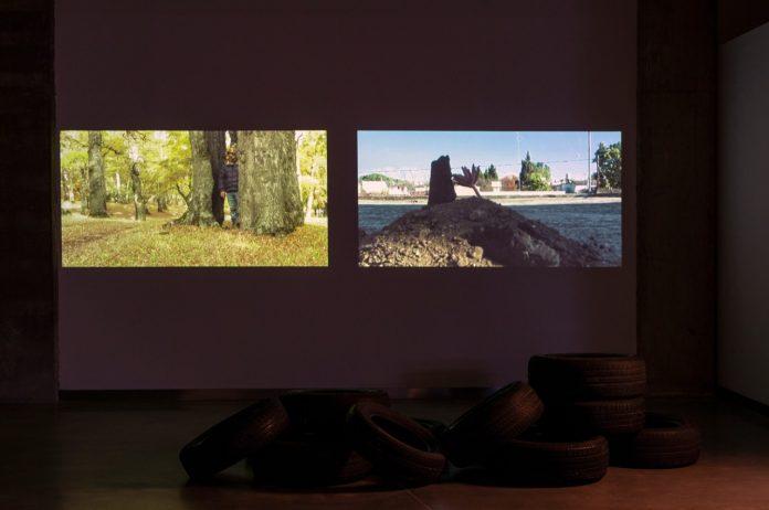 Chica Cabezudos foto gian paolo minelli 2021 - La artista visual Paola Sferco junto con su grupo Cabezudos ganaron el Tercer Premio de la Fundación Andreani