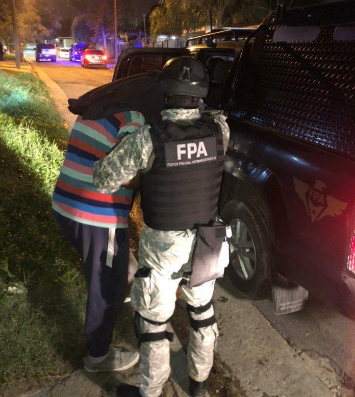 FPA CBA CAPITAL ESTE - Cinco detenidos y tres puntos de venta de drogas desarticulados al este de Córdoba Capital
