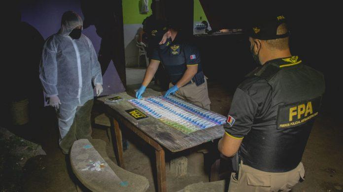 FPA san francisco - FPA desarticuló dos organizaciones narcos en el este provincial y Santa Fe
