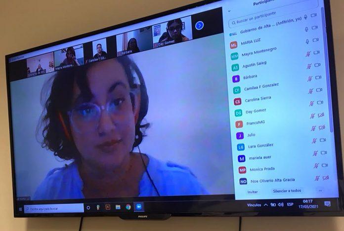 """WhatsApp Image 2021 03 18 at 13.55.26 - Se realizó el conversatorio """"Trabajar en la Igualdad"""""""