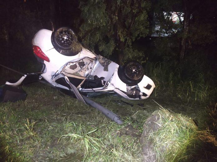 accidente fatal malagueno - Accidente fatal sobre Ruta 38