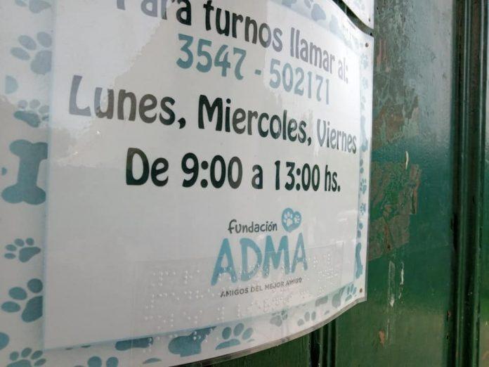 adma braile - ADMA tiene su cartelería en braile