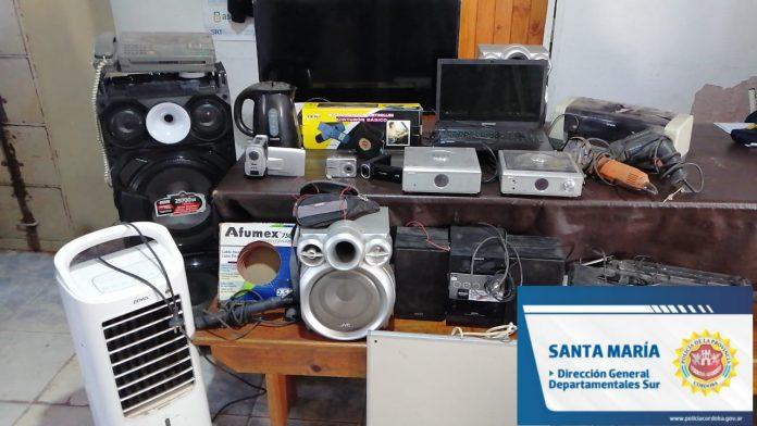 allanamiento - Realizaron un allanamiento en Anisacate