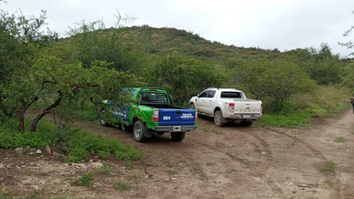asamblea paravachasca jose de la quintana - Policía ambiental se presentó en el área intervenida en José de la Quintana