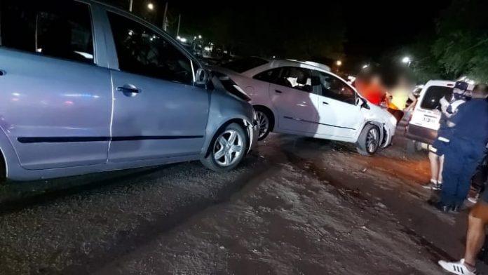choque ruta 5 - Otro accidente sobre Ruta 5