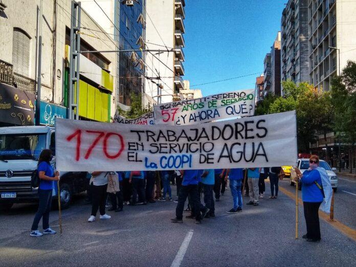 coopi en cba carloz paz vivo - Trabajadores de la Coopi llevan su reclamo a las calles de Córdoba