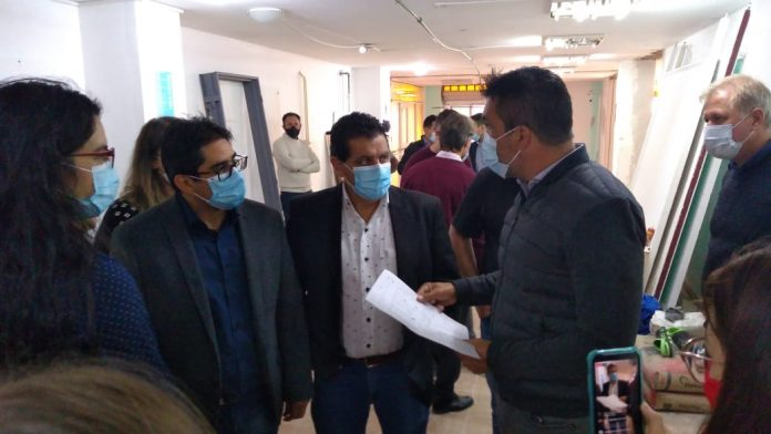 hospital - Inaugurarán una nueva unidad de terapia intensiva en el Hospital Illia