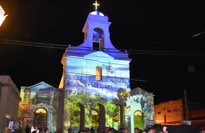 iglesia CURA BROCHERO destino cba - Villa Cura Brochero celebra el 181 aniversario del natalicio de Santo Brochero