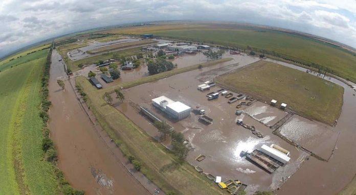 inundacion taym SMSB - Vecinos de Santa María sin Basura se manifestarán frente a Fiscalía