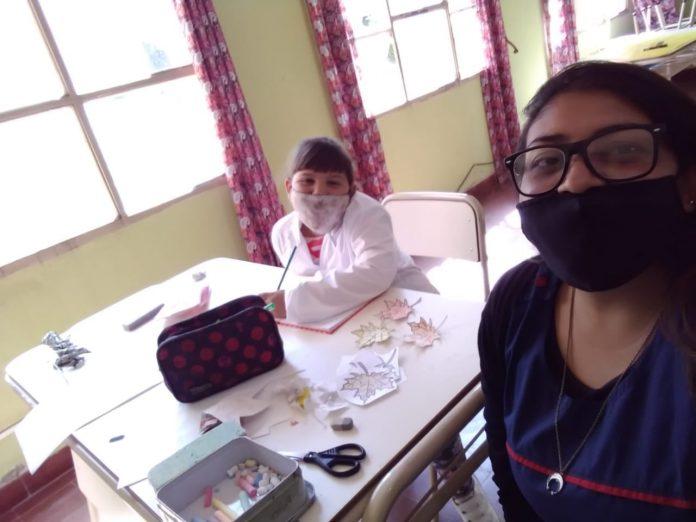 la paisanita - Tras 10 años de inactividad, volvió la escuela a La Paisanita
