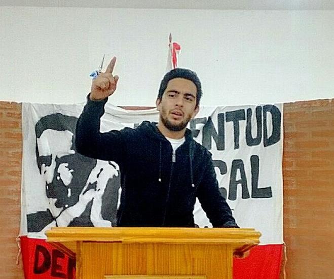 martin barrionuevo - Tras denuncias públicas, Martín Barrionuevo se quedó con la presidencia de la UCR