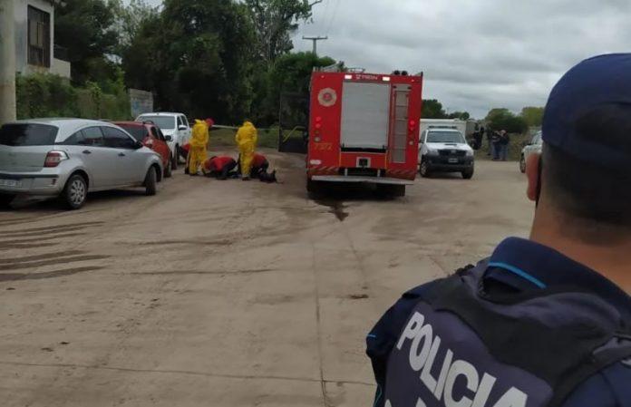 muerte dudosa cordoba - Córdoba: encontraron un cuerpo sin vida en el Canal Maestro Norte