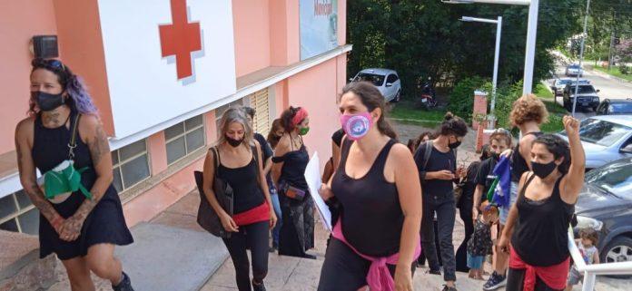 mujeres sierras chicas - Mujeres de Sierras Chicas reclaman por las leyes de salud sexual integral