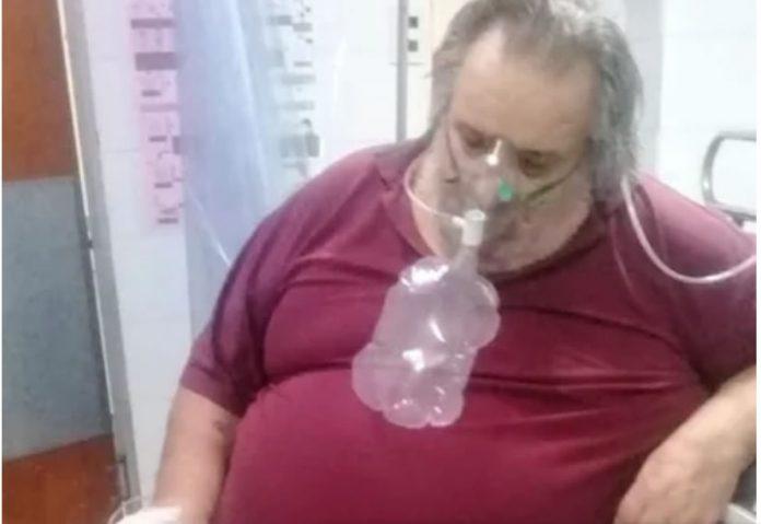 obesidad morbida covid - Córdoba: tiene coronavirus y deambula buscando cama de internación
