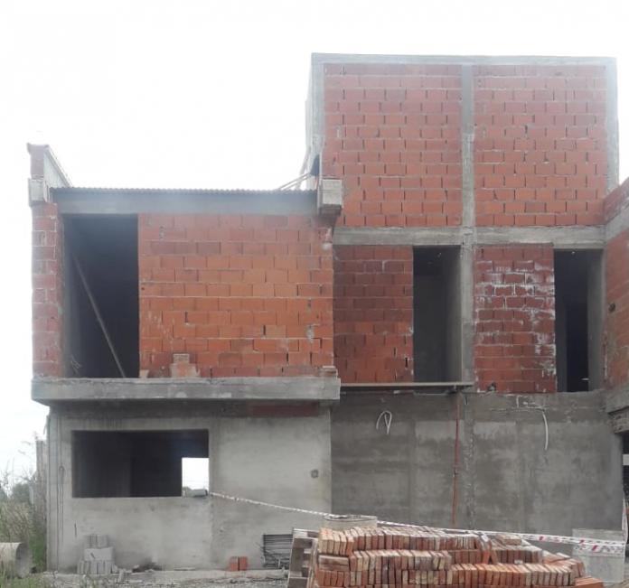obra accidente fatal tres gracias MV - Falleció un trabajador en una obra en construcción en un complejo privado