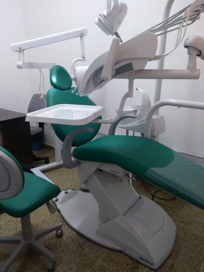potrero de garay - Potrero de Garay: Adquirieron un sillón odontológico