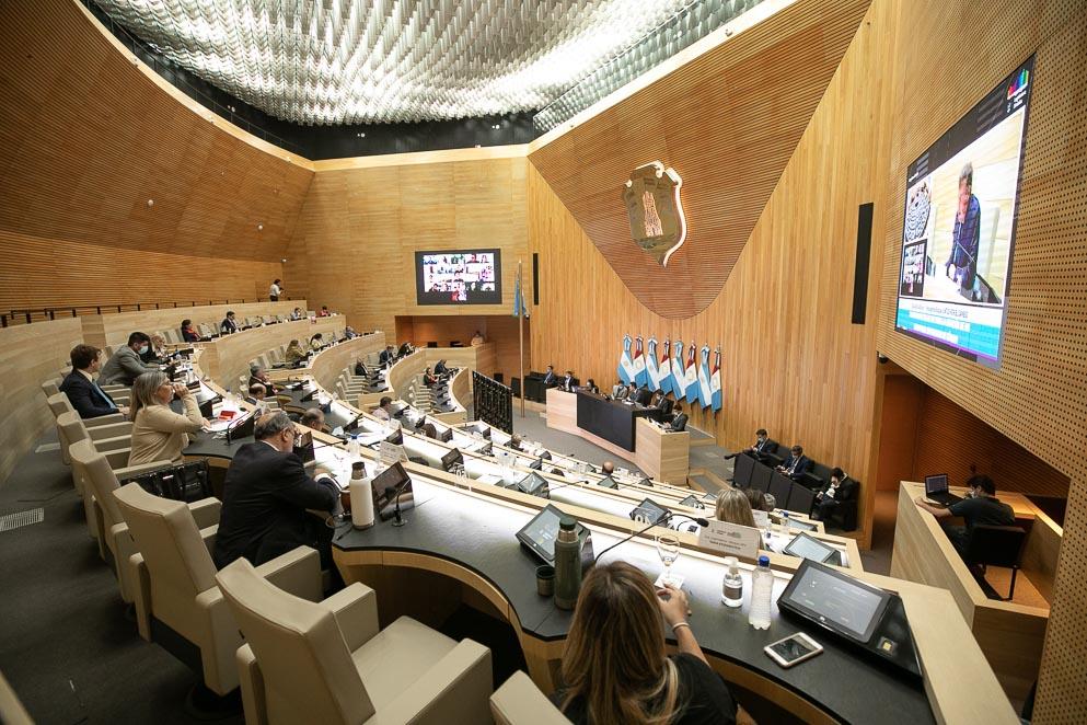 11va Sesion Virtual 1743 - Córdoba suma un Fuero Penal a la lucha contra la Violencia de Género