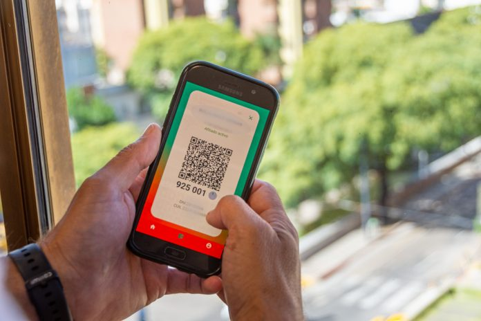 Uso App 38 - Ahora, la credencial de Apross está disponible en una app