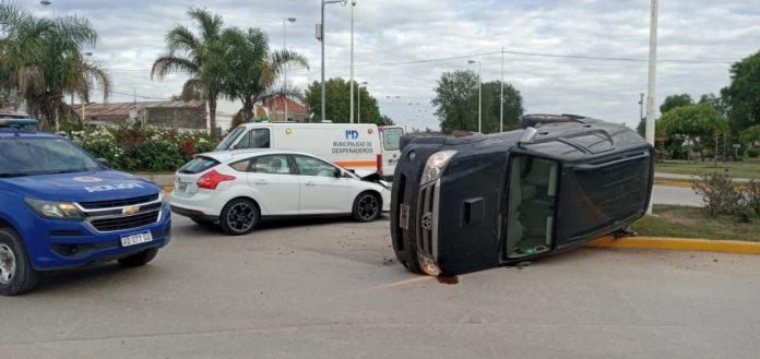 WhatsApp Image 2021 04 03 at 16.58.16 - Despeñaderos: accidentes sin lesionados