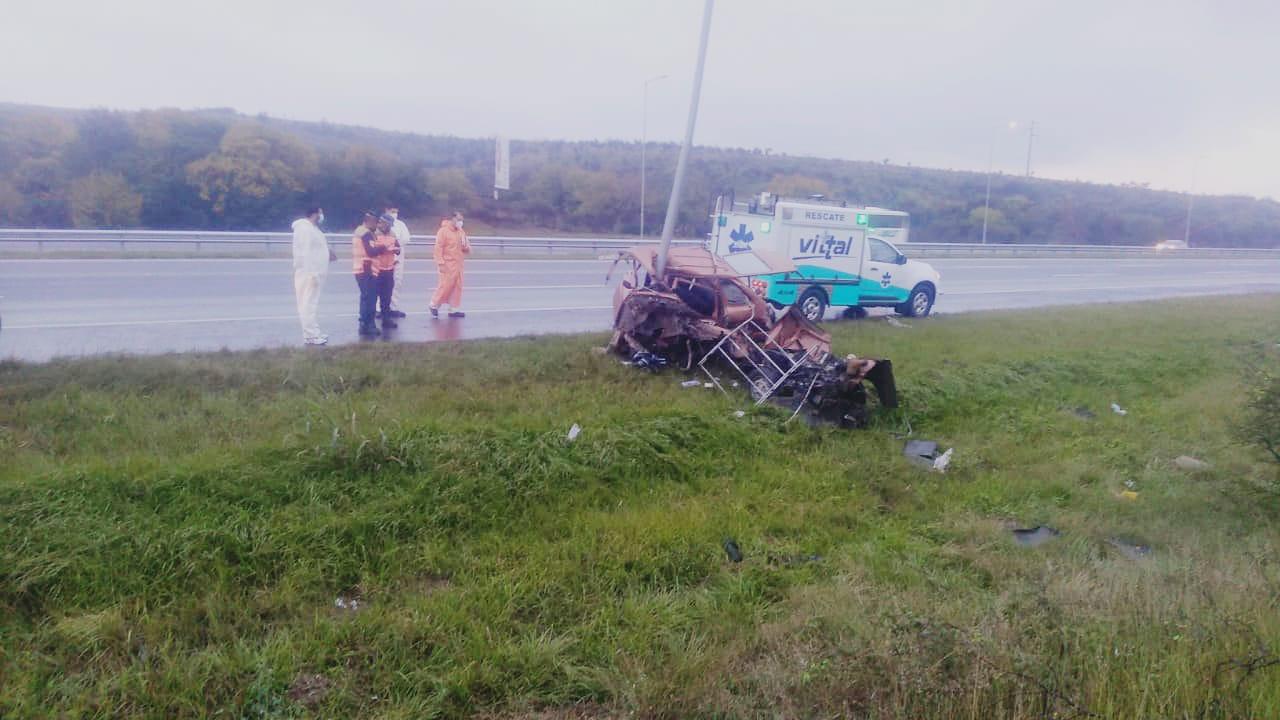 WhatsApp Image 2021 04 21 at 20.20.07 - Una víctima fatal tras un accidente en Malagueño