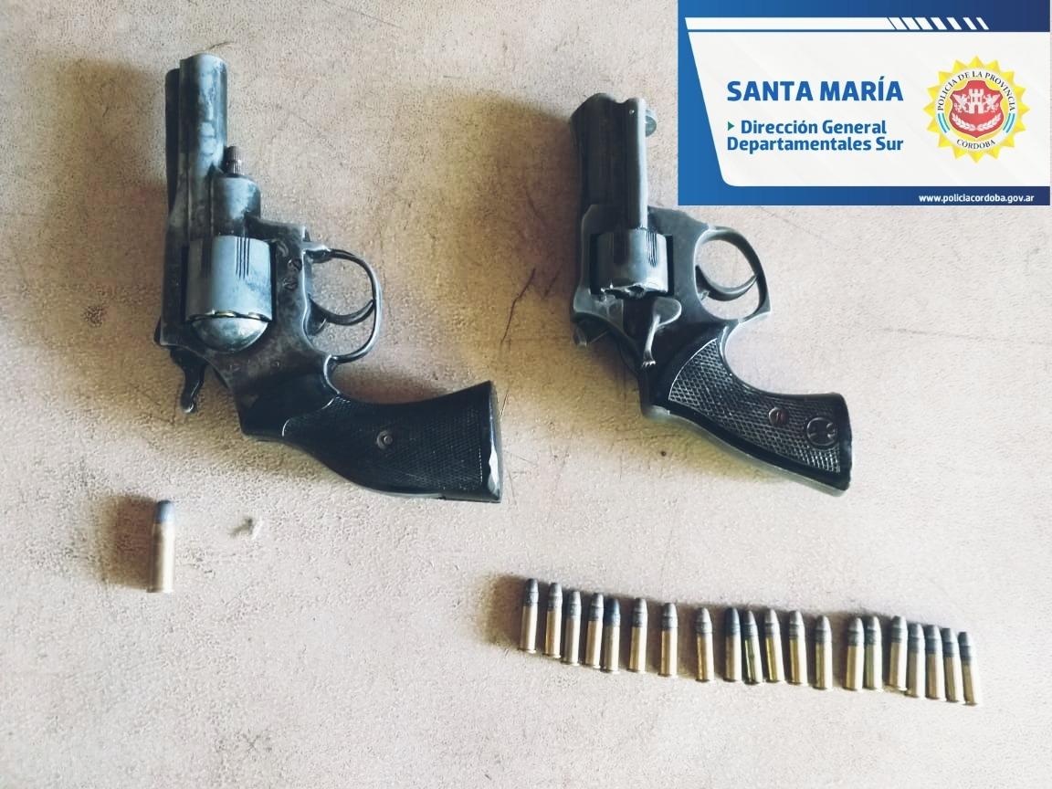 allanamiento negativo armas - Falda del Carmen: Detenido por portación ilegal de arma de fuego