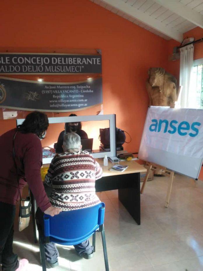 anses operativo yacanto - Operativos de ANSES en Yacanto, Los Reartes y Villa Ciudad Parque