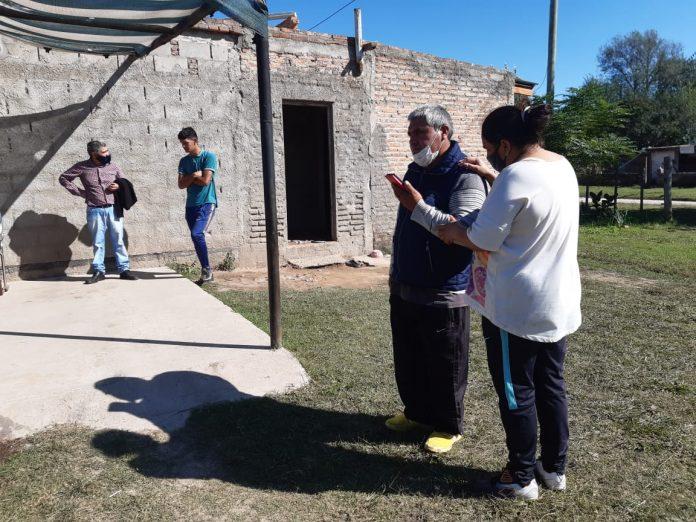 asesinato villa del prado abril - Villa del Prado no sale de la conmoción por el asesinato de Leandro
