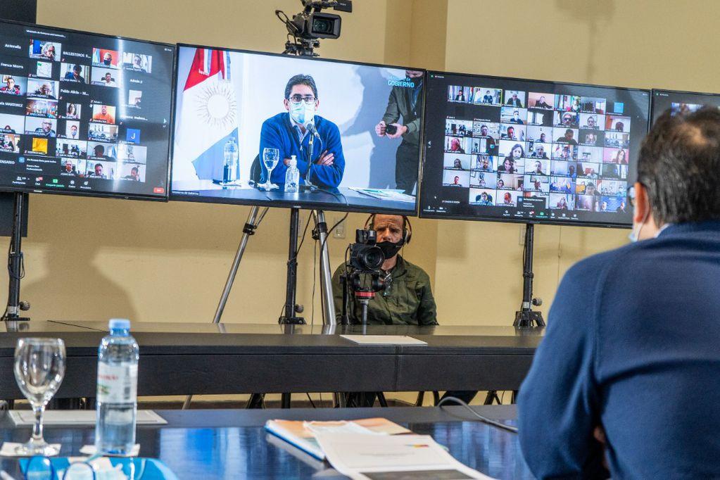 cardozo LVI - Restricciones en Córdoba: evalúan tomar medidas según la situación de cada zona