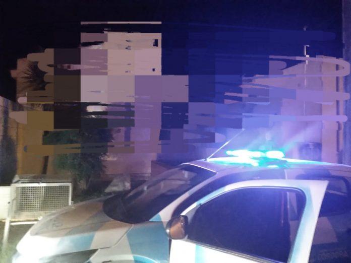 fiesta clandestina - Alta Gracia: Controlan una fiesta clandestina en barrio Portales del Sol