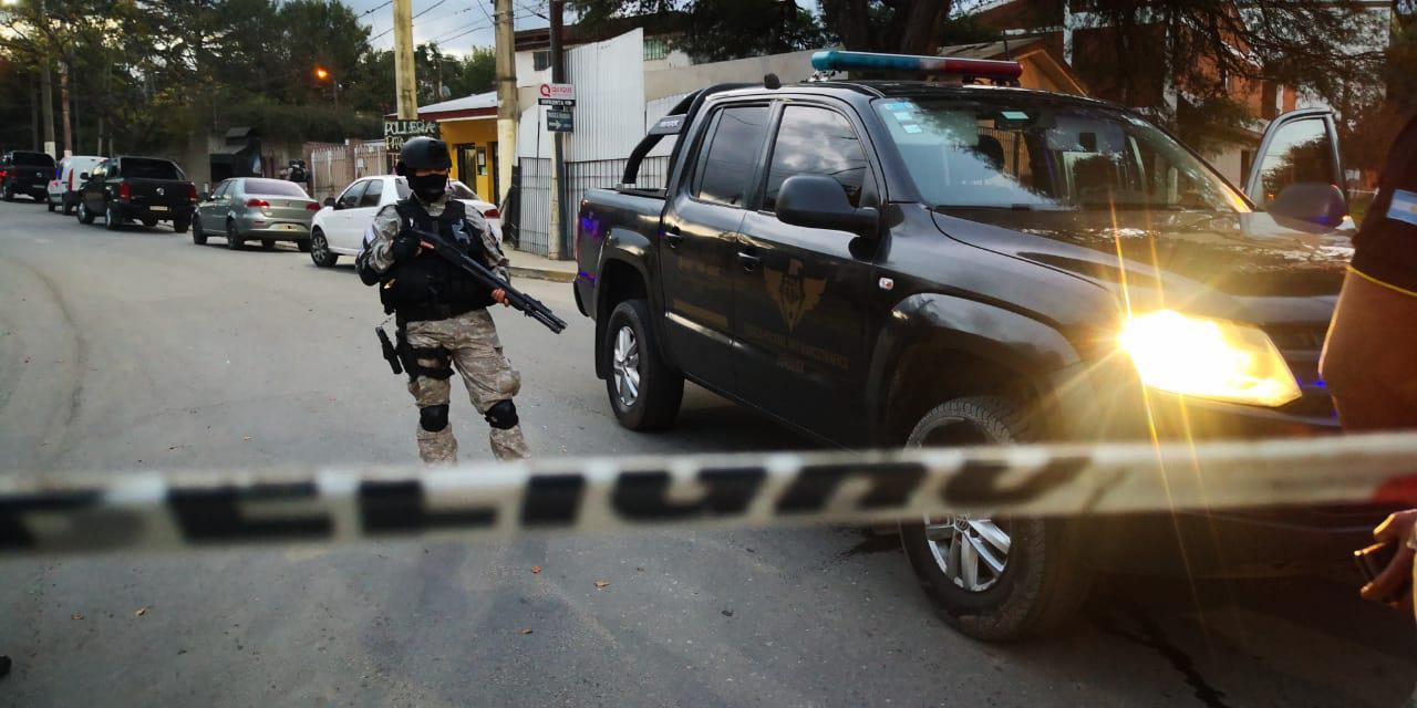 fpa alta gracia - Organización narco desbaratada en Alta Gracia: traficaban, fraccionaban y distribuían drogas