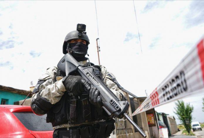 fpa ilustrativa - Ascienden a 17 los detenidos de una banda que vendía drogas al noreste de Córdoba Capital