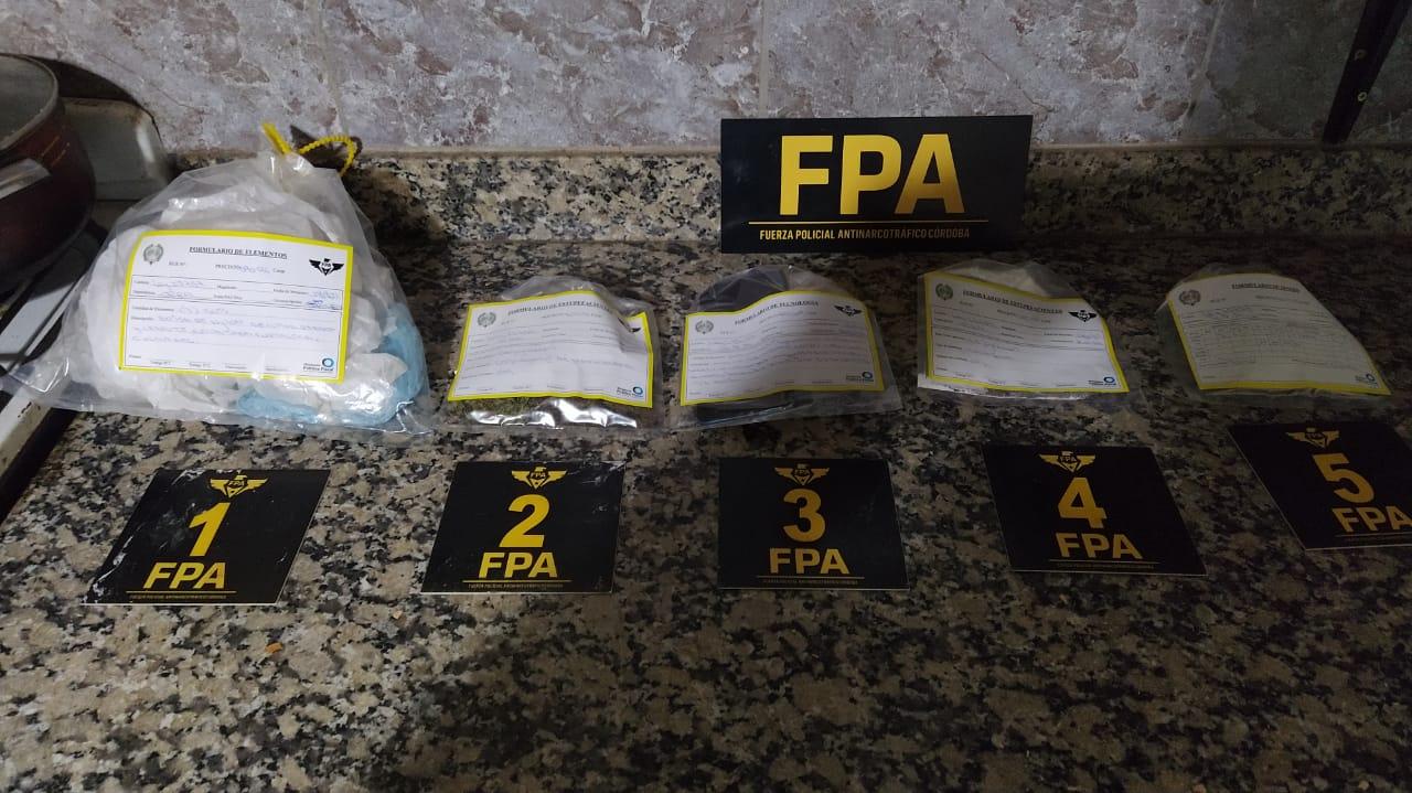 fpa valle hermoso - FPA desarticuló banda familiar que dirigía puntos de venta de drogas en Valle Hermoso