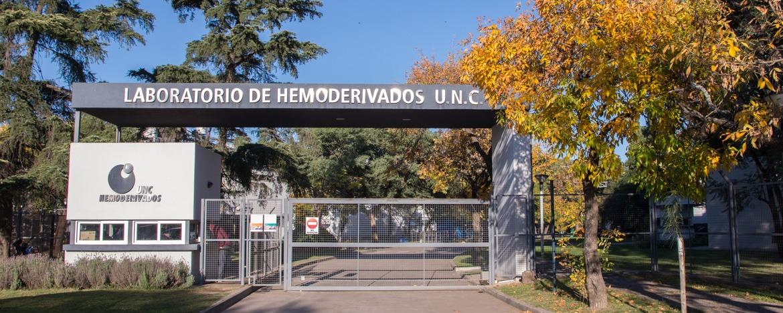 hemoderivados unc - El Laboratorio de Hemoderivados UNC se convierte en sede para la donación de plasma