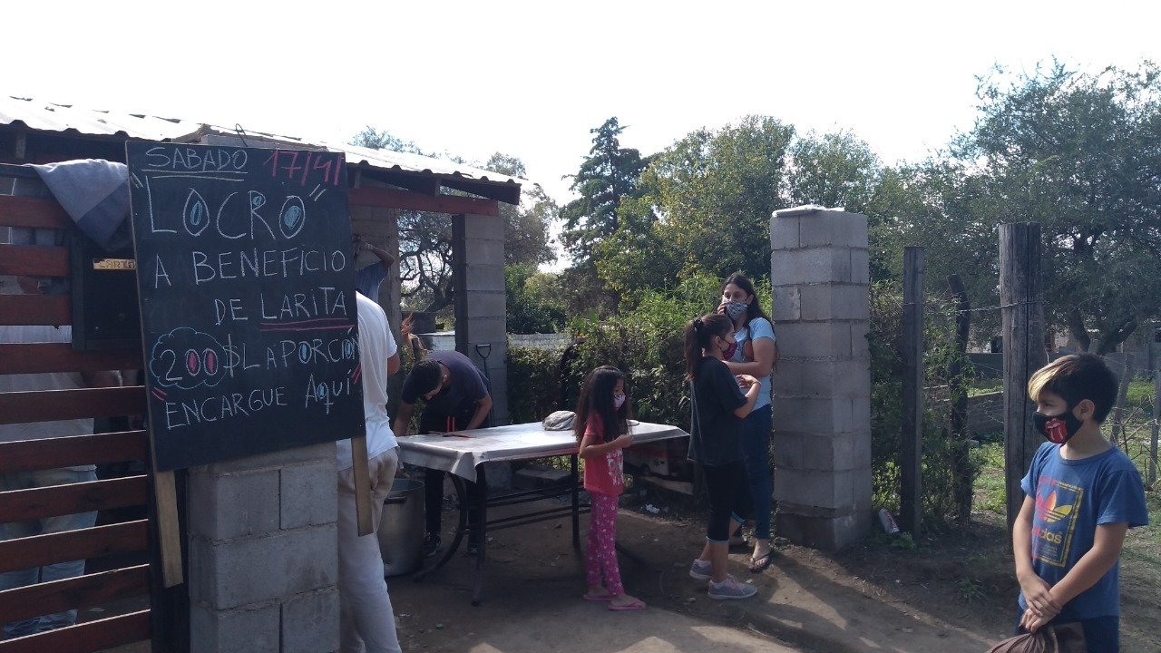 locro carteludos - Los Carteludos y otro exitoso locro solidario