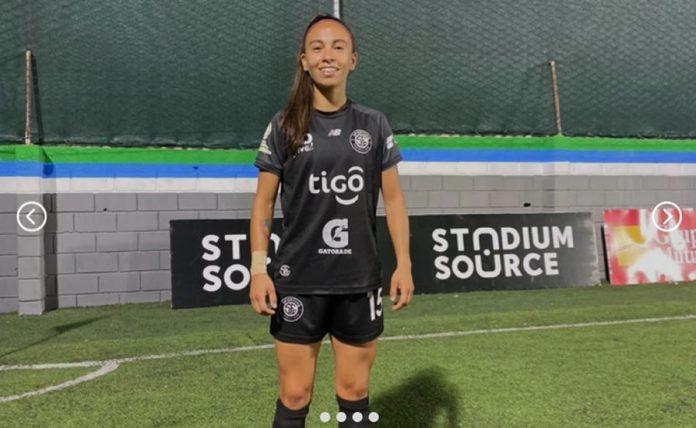 mujer policia futbol - Córdoba: Betiana, mujer policía que fue convocada por el seleccionado argentino del fútbol femenino