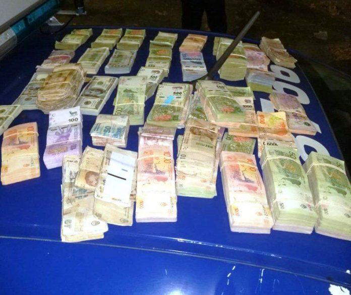 robo cba - Frustraron un robo céntrico y millonario en Pascuas: hay cuatro detenidos